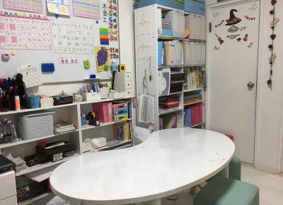 教室について